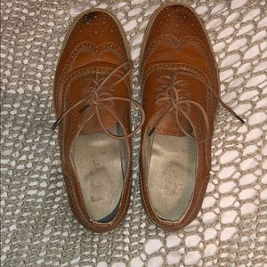 Wanted Oxford shoes (female) sz 8.5